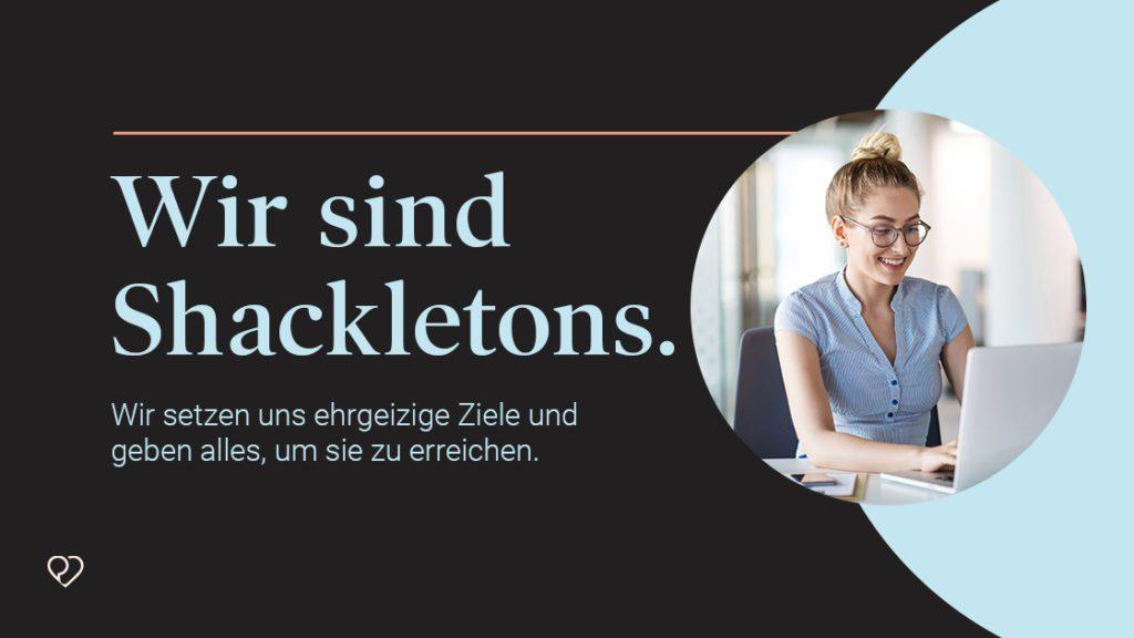 Value Shackletons